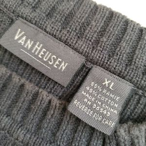 Men's XL CREWNECK Sweater dk green